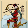 The English Magic Tarot