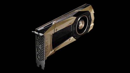 Nvidia Titan V is the world's most powerful GPU for PCs