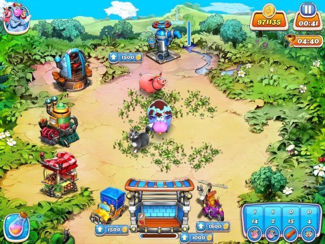 Farm Frenzy Hurricane Season PC Games