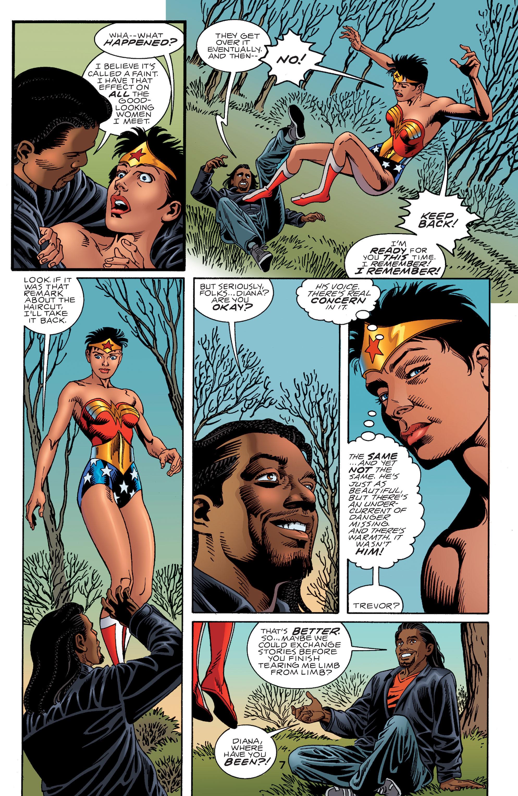 Read online Wonder Woman (1987) comic -  Issue #192 - 8