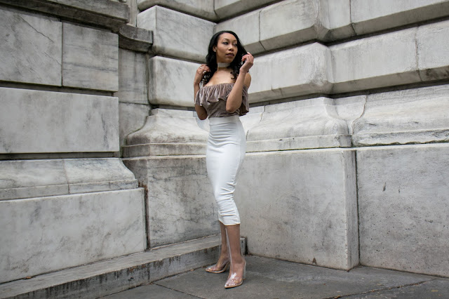 sade spence style blogger fashion entertainment reporter
