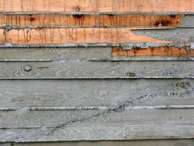 Kayu beton sebagai alternatif kayu asli