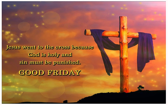Good Friday Messages For Friends