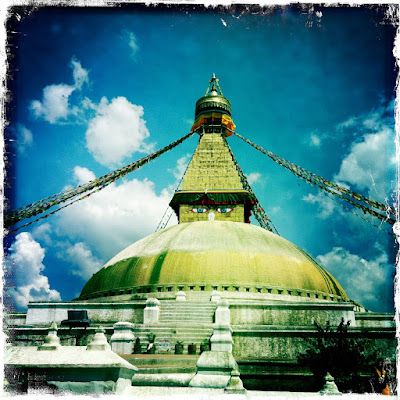 The Great Stupa Boudhanath