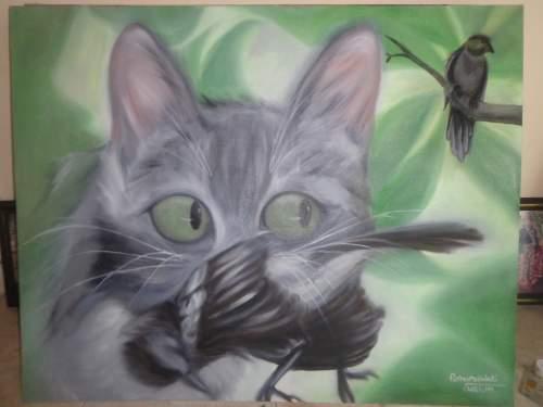 Download 76+  Gambar Kucing Melamun Imut Gratis