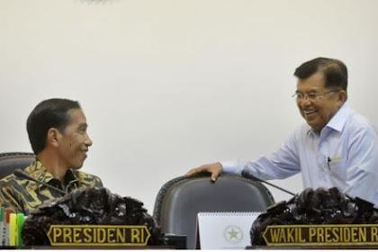 Ternyata Segini Gaji yang Diterima Presiden Jokowi dan Wapres JK Saat Ini! WOW