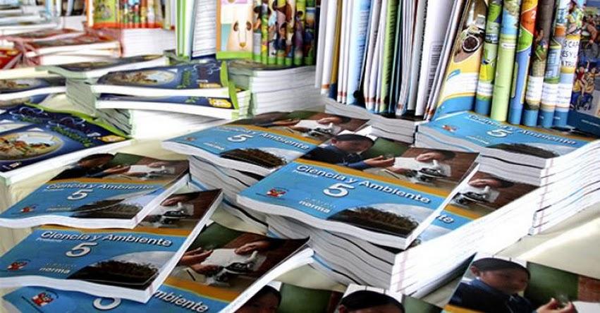 MINEDU: Diez criterios tomará en cuenta informe de grupo de trabajo que revisa textos escolares - www.minedu.gob.pe
