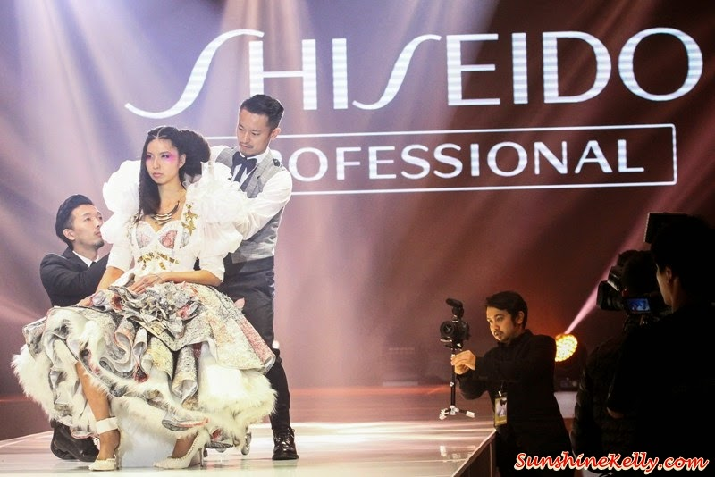 Hair Show, Tadashi Harada, Shiseido Top Beauty, Hair Specialist, Shiseido Professional Beauty Innovator Award 2014, Shiseido Professional, Beauty Innovator Award 2014, Nexus, Bangsar South, Kuala Lumpur