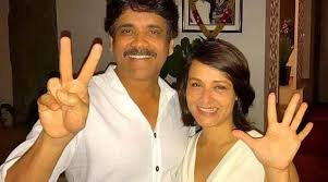 Nagarjuna Age Height House Wife Biography Family Photos