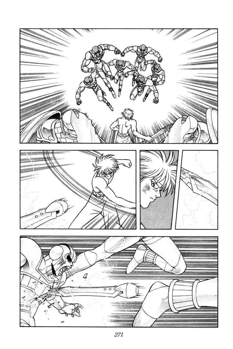 Dấu ấn rồng thiêng chap 280 trang 2