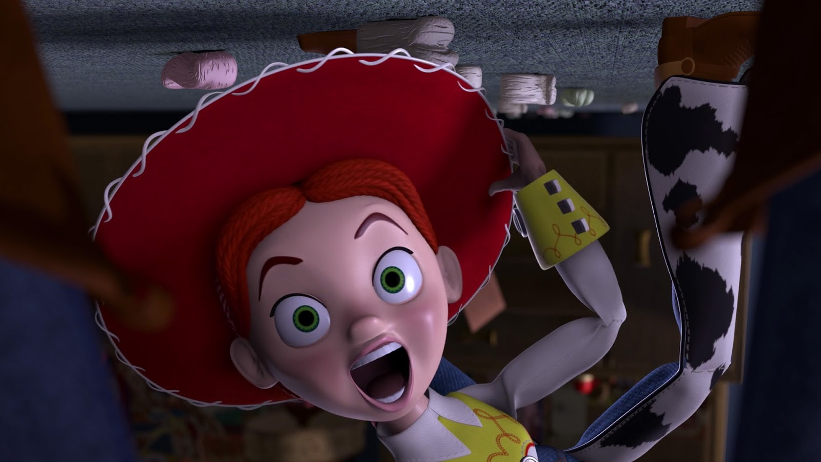 Toy Story 2 : A little lamp the pixar points closer look at toy
