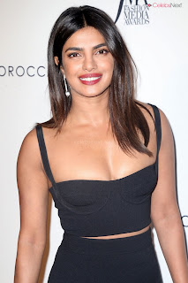 Priyanka Choppra in lovely deep Neck Sleeveless Dress in NYC   .xyz Exclusive 002.jpg