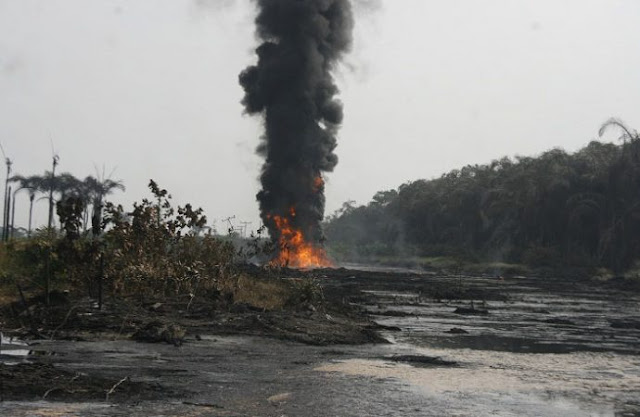 Niger Delta Avengers resume bombings of oil facilities