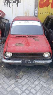 Mobil Bahan Honda Life 1974