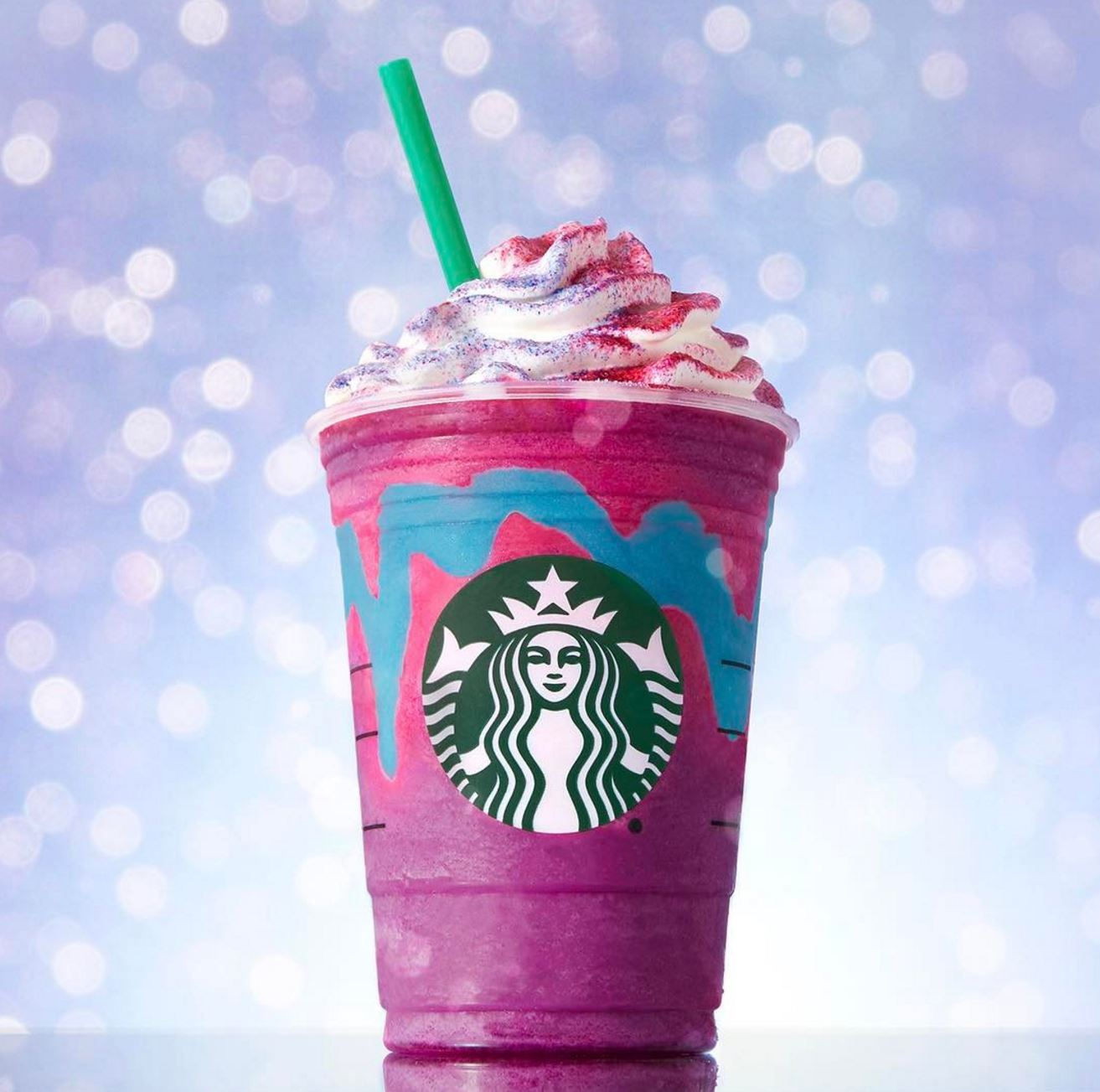 Starbucks Releases A Magical Unicorn Drink - Available Now For A Limited Time