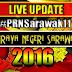 LIVE UPDATE! #PRNSarawak11