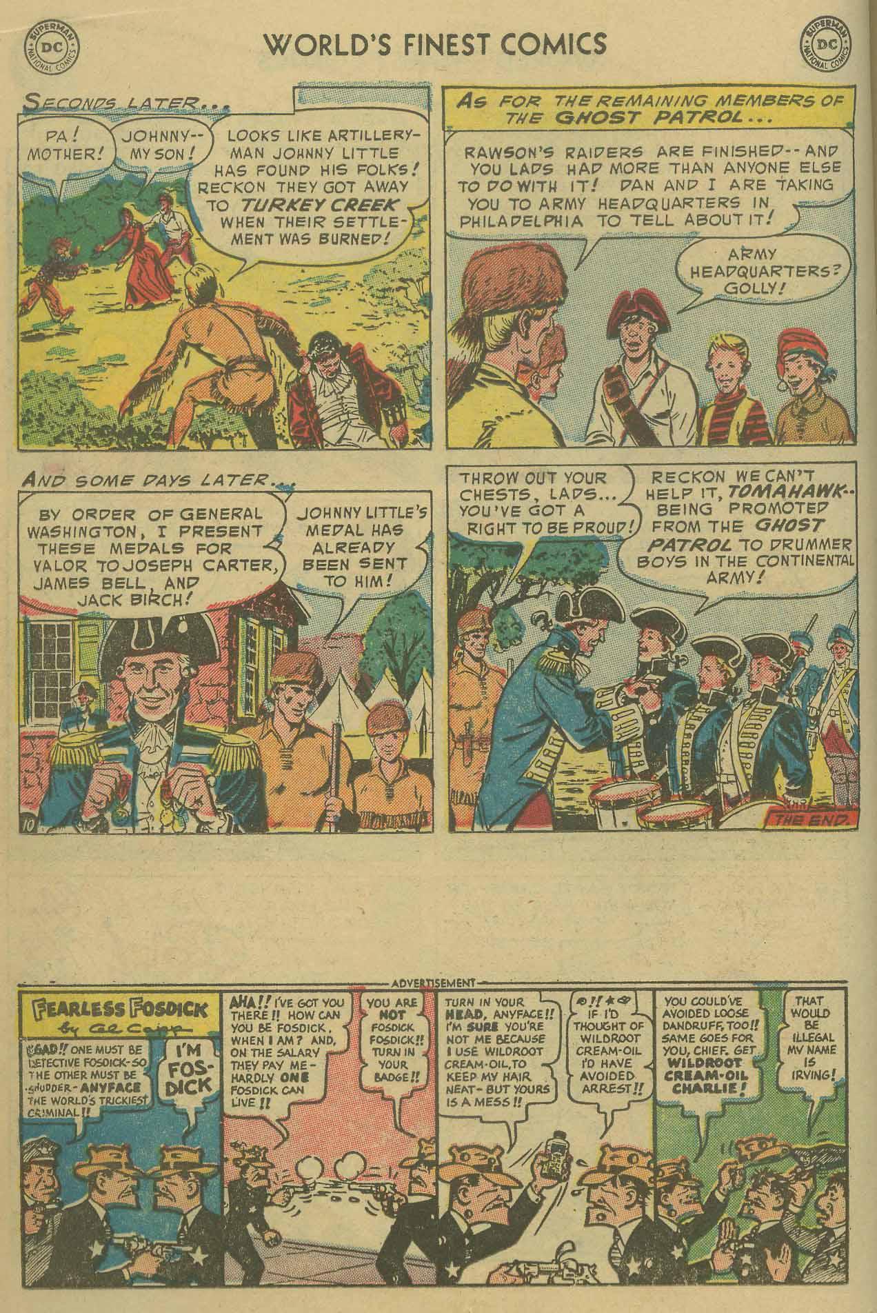 Read online World's Finest Comics comic -  Issue #69 - 26