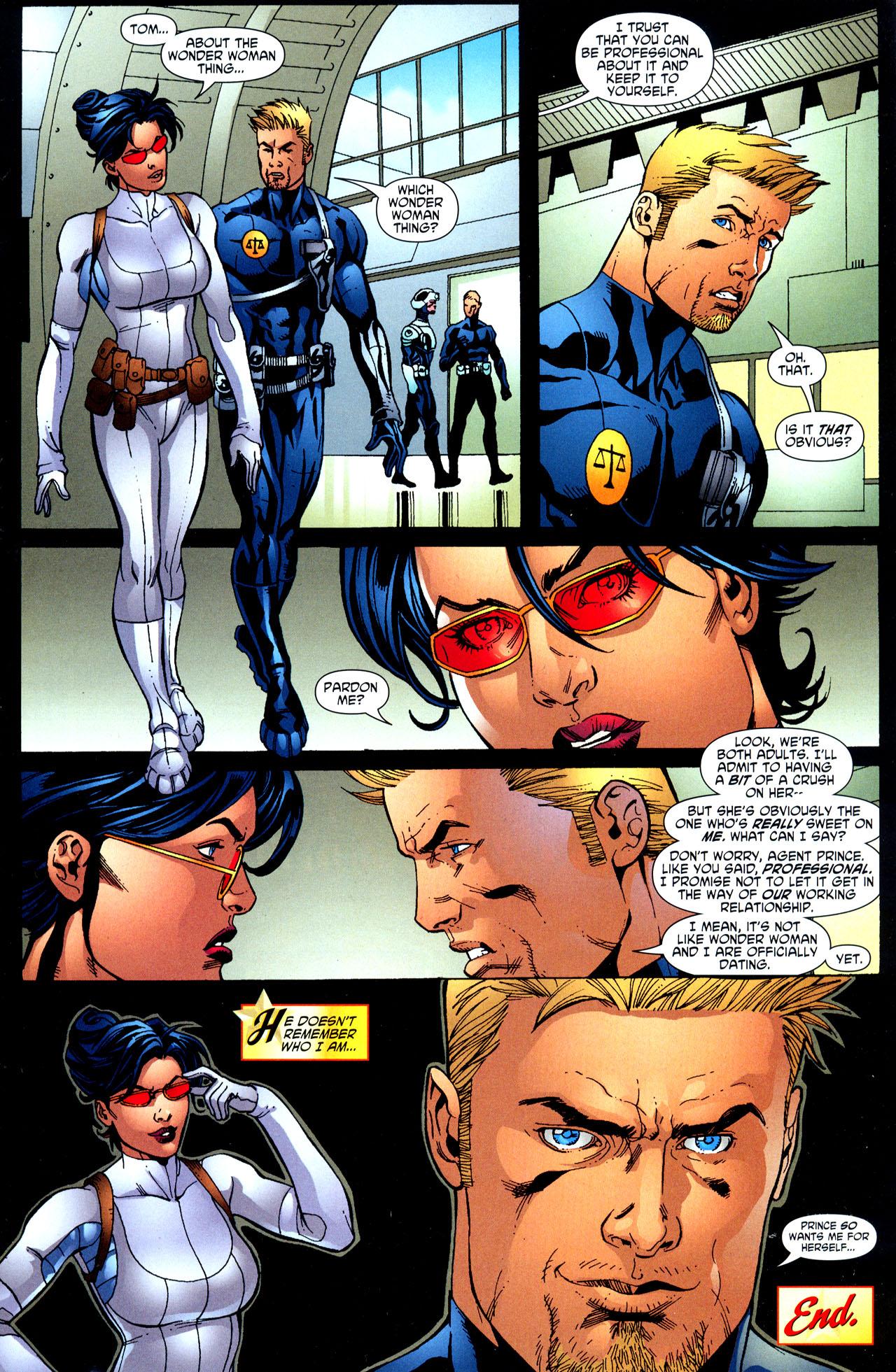 Read online Wonder Woman (2006) comic -  Issue #12 - 23