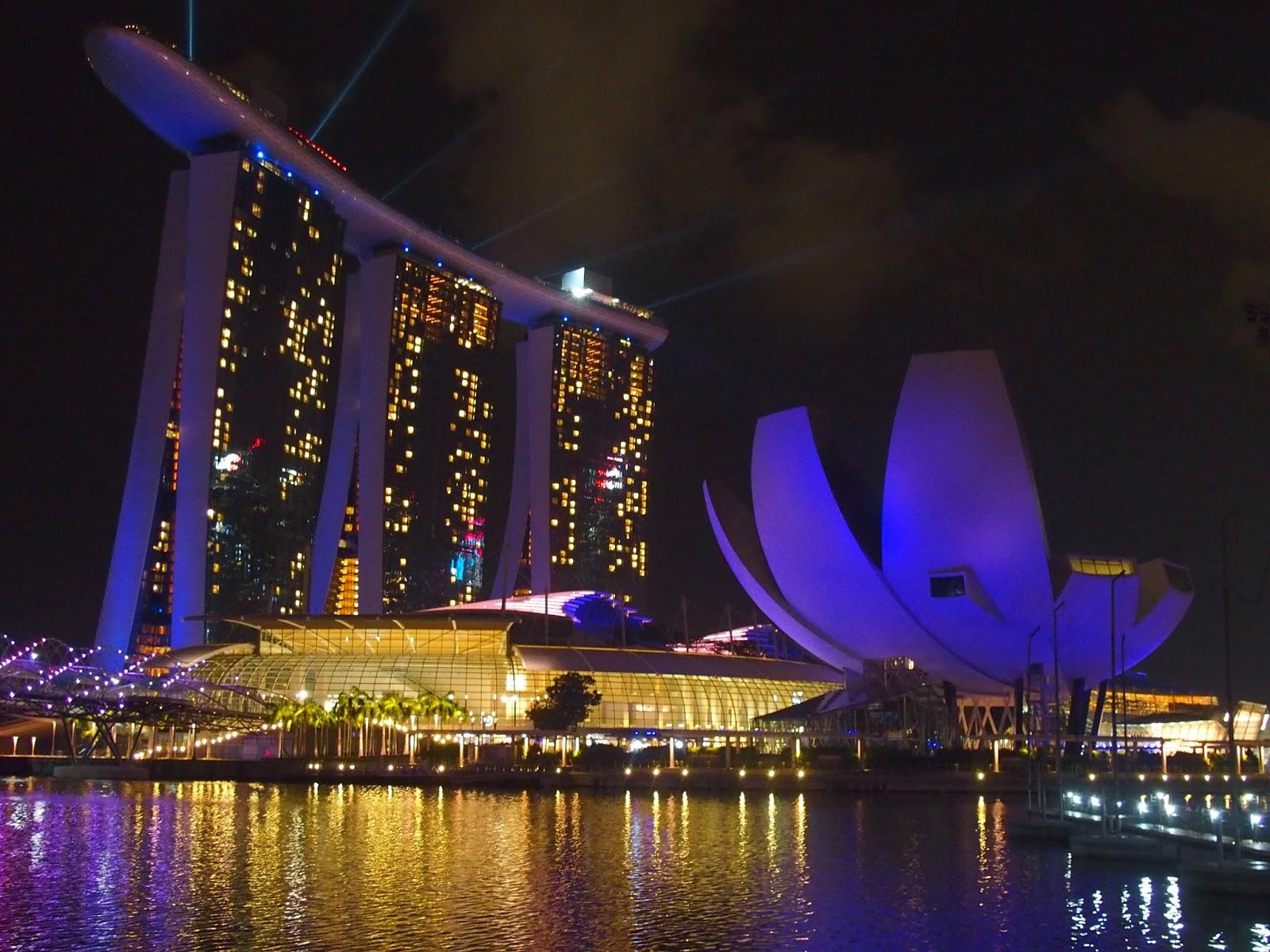 Circuito Singapur : Singapur en 1 día? ¡es posible! mochileando por la vida