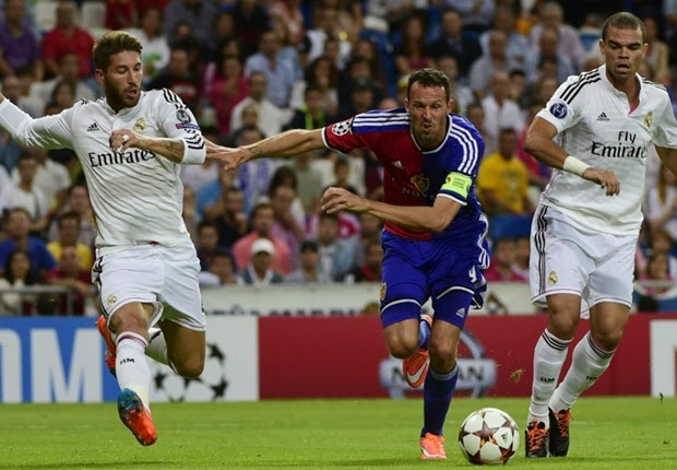 Real Madrid vs Basel 5-1 | Champions League Group B Match Preview