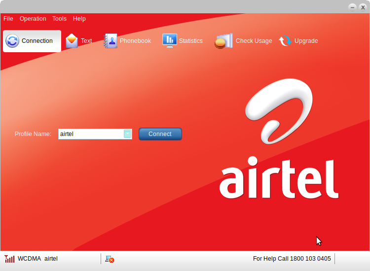 Installing Airtel 3G Data Card Software in Linux | PC Tips