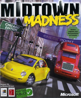 Midtown Madness 1 Game Free Download