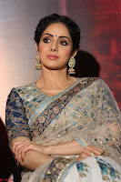 Sri Devi in designer saree stunning beauty at the launch of MOM movie Trailer~  Exclusive 072.JPG