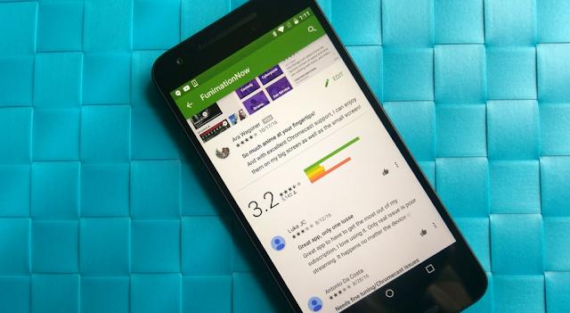 7 Aplikasi Terbaik untuk Menonton Anime di Android - 3.FunAnimation
