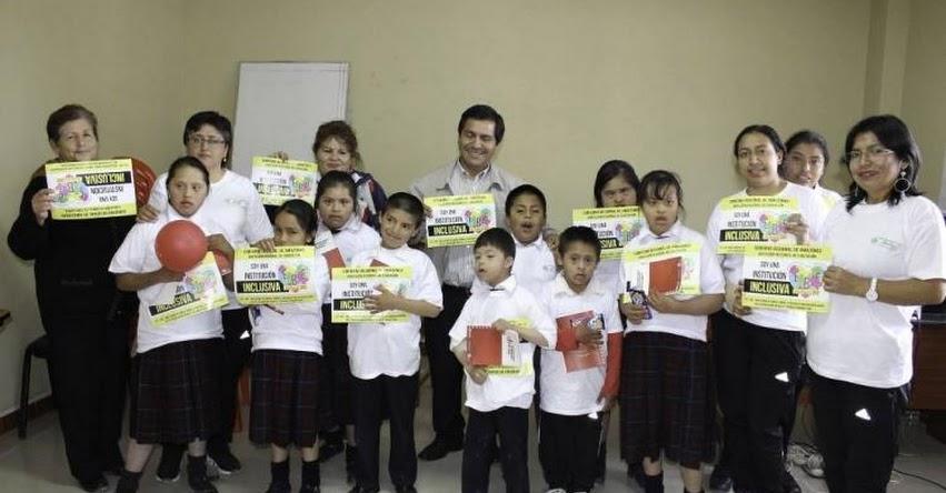 DRE Amazonas: CEBE de Chachapoyas visita Instituciones Públicas en el marco de su campaña de sensibilzación