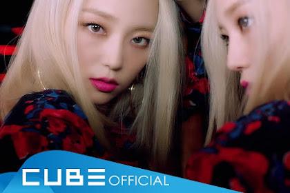 Lirik Lagu CLC – No + Translation