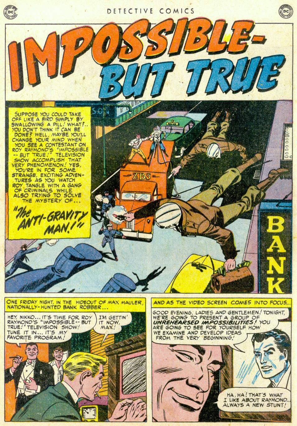 Read online Detective Comics (1937) comic -  Issue #163 - 16