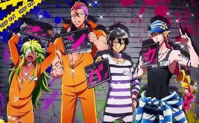 Download Anime Nanbaka Season 1 Episode 01 - 13 Batch Subtitle Indonesia Lengkap