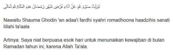 Doa-Doa di Bulan Ramadhan yang Bisa Kita Maksimalkan Sebaik Mungkin