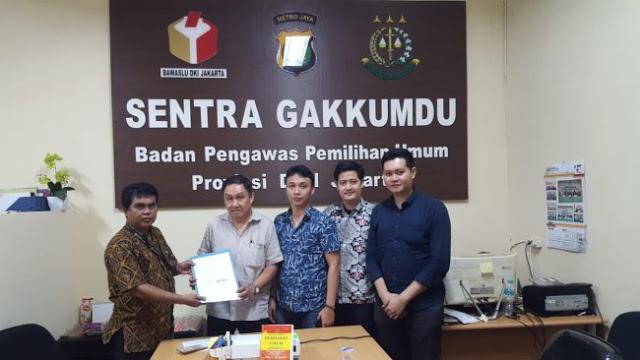 Dinilai Sebar Hoaks Lewat Group WhatsApp, Pendukung Jokowi Diperkarakan ke Bawaslu