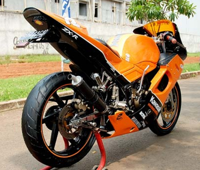Wiring Diagram Kawasaki Ninja 150 Rr : Modifikasi motor ninja rr sport