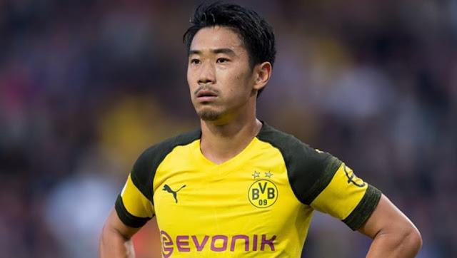 Shinji Kagawa pourrait signer en Ligue 1 cette semaine !