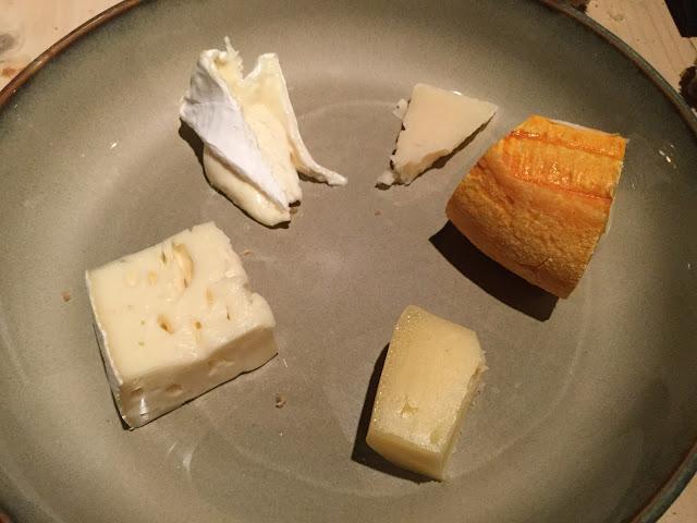 M-Bistro Nieuwpoort cheese