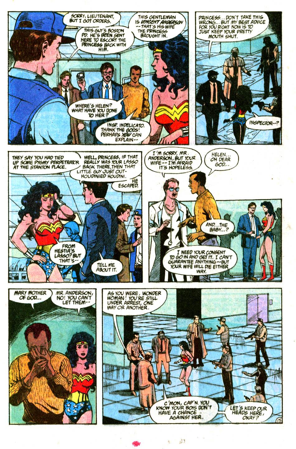 Read online Wonder Woman (1987) comic -  Issue #56 - 17