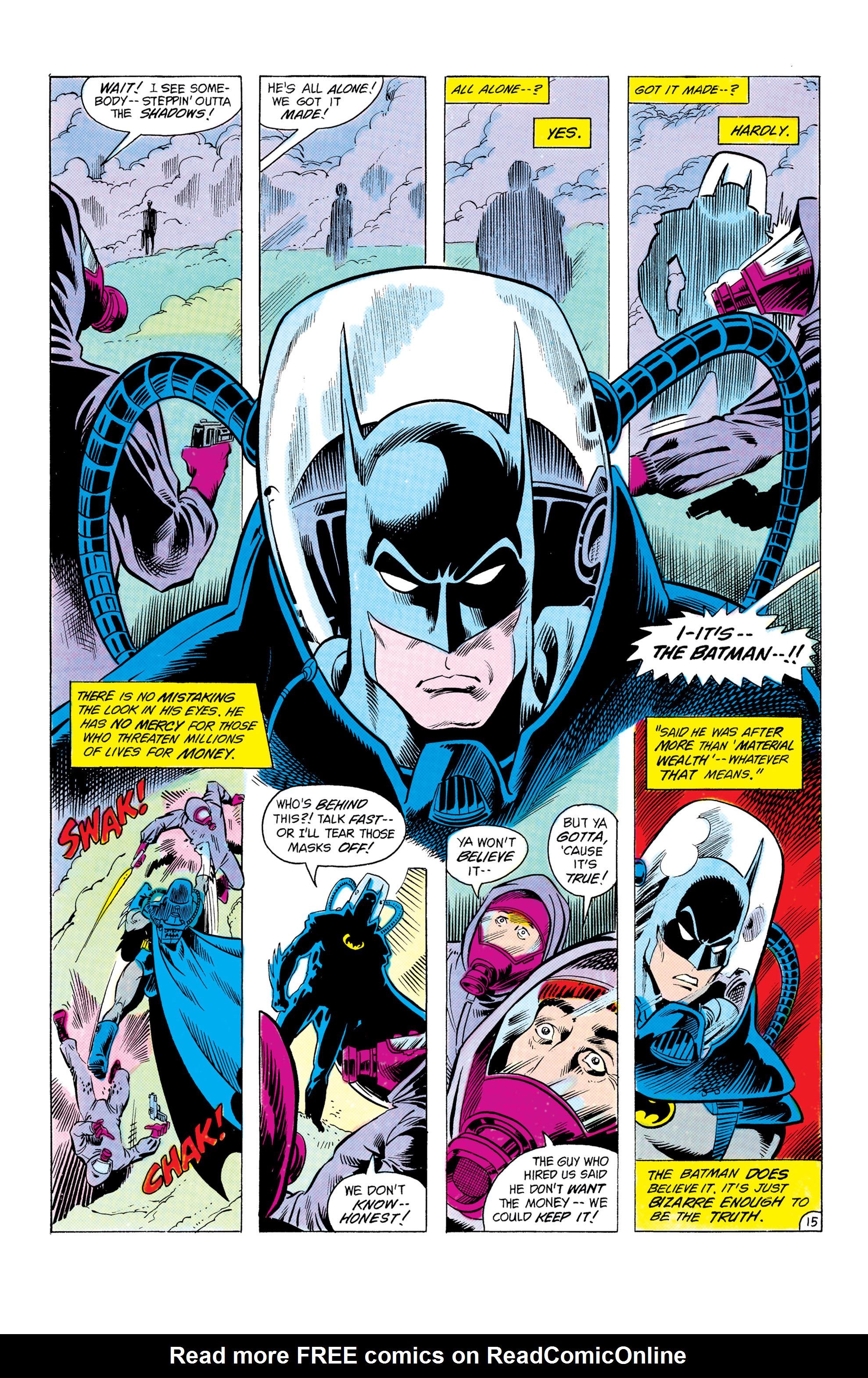 Read online World's Finest Comics comic -  Issue #303 - 16