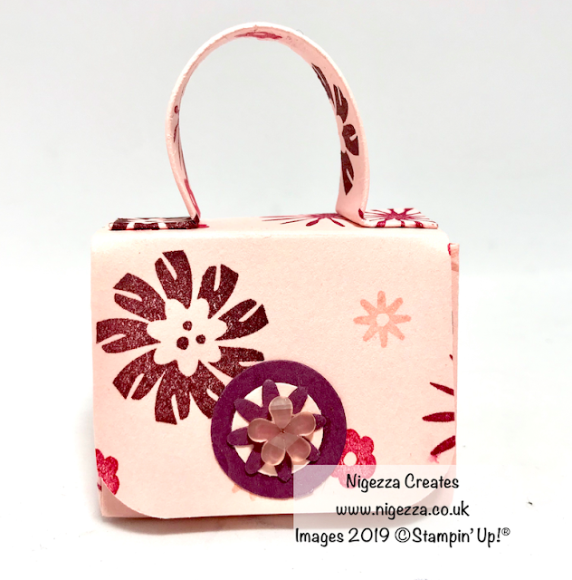 Bloom By Bloom, Stampin Up, Nigezza Creates
