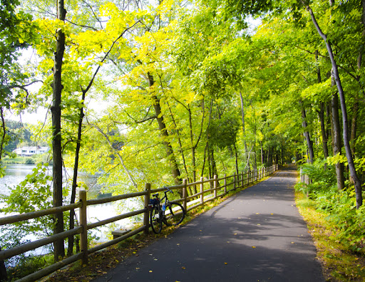 The Farmington River Trail, First Day of Fall 2012