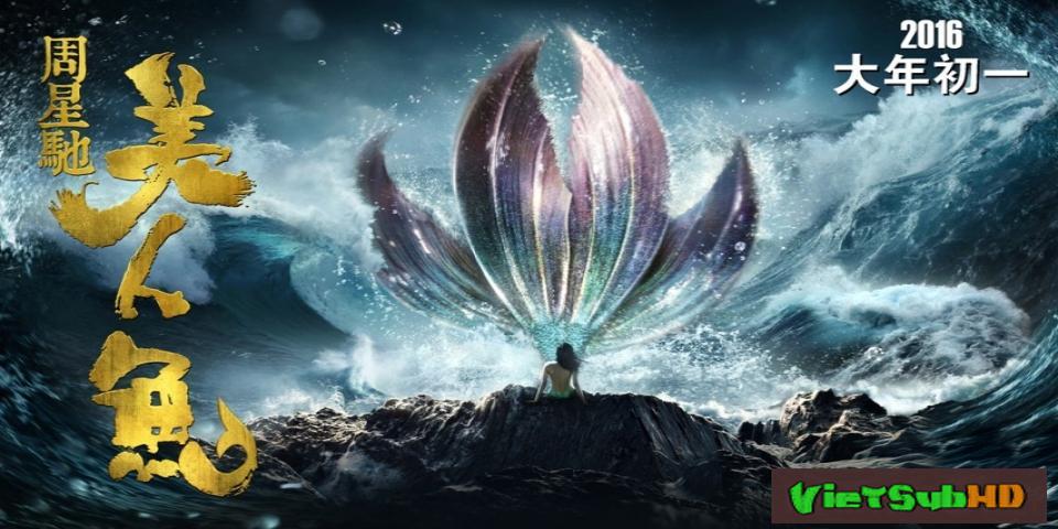 Phim Mỹ Nhân Ngư VietSub HD | The Mermaid 2016