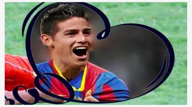 James Rodríguez ficha por el Barça por 5 temporadas