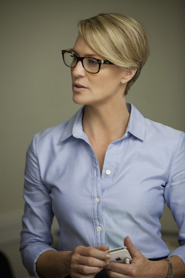claire underwood hairstyle pictures how the amazing style of claire underwood stylonylon