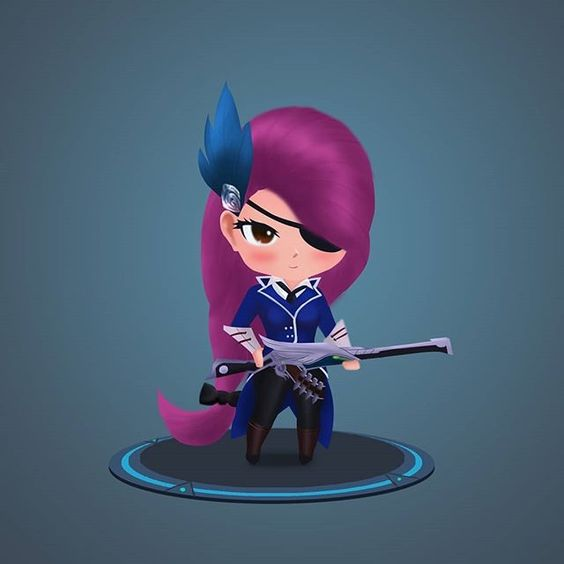 Mobile Legends Chibi