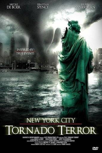 NYC: Tornado Terror (2008) ταινιες online seires oipeirates greek subs