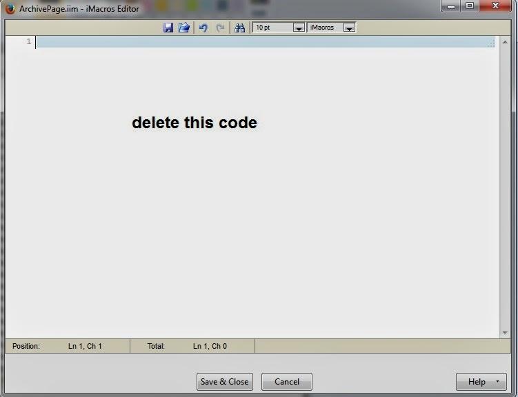 imacros facebook unlike code