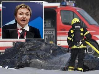 Una de las mujeres más ricas de Rusia muere en accidente aéreo