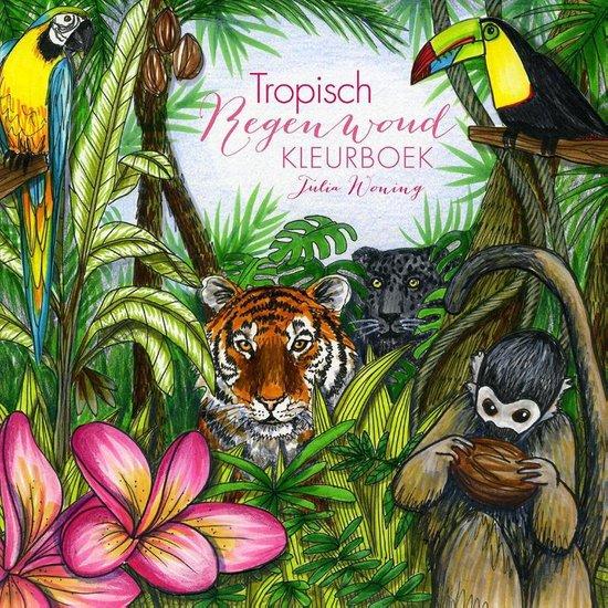 Perfectsweetcolors Tropisch Regenwoud