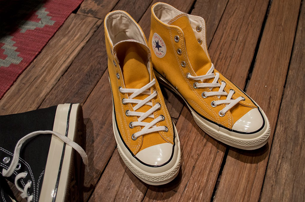 Crossover Converse 1970s Chuck Taylor Collection
